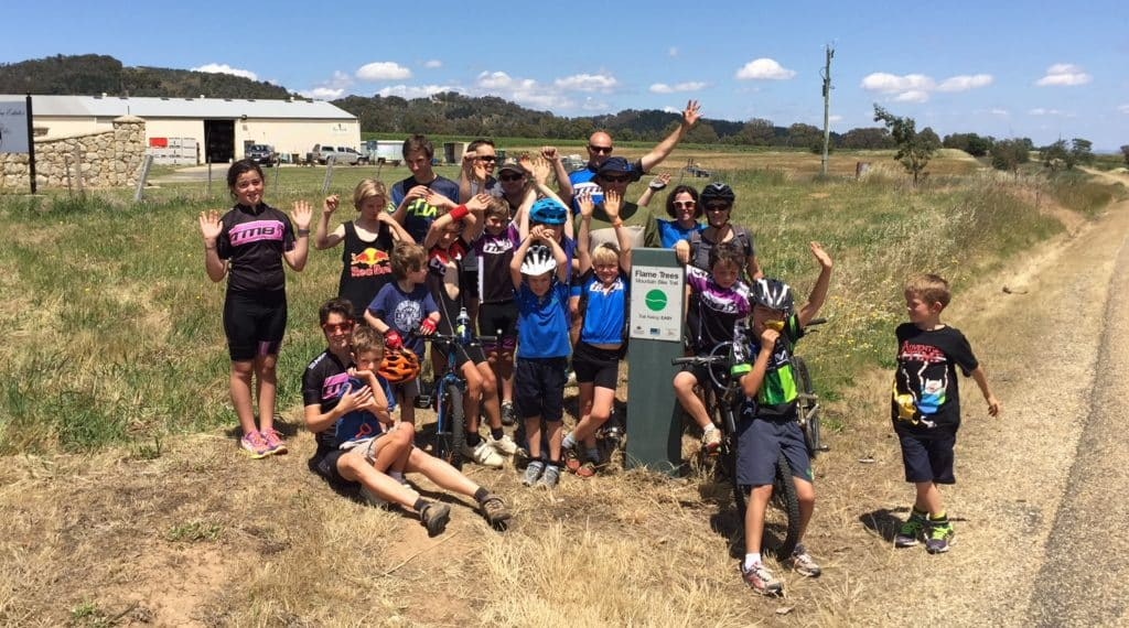Kids Mountain Bike Clinic