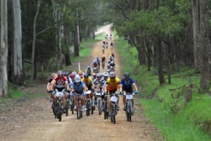 Mitta to Mount Beauty - Lead Bunch 2007